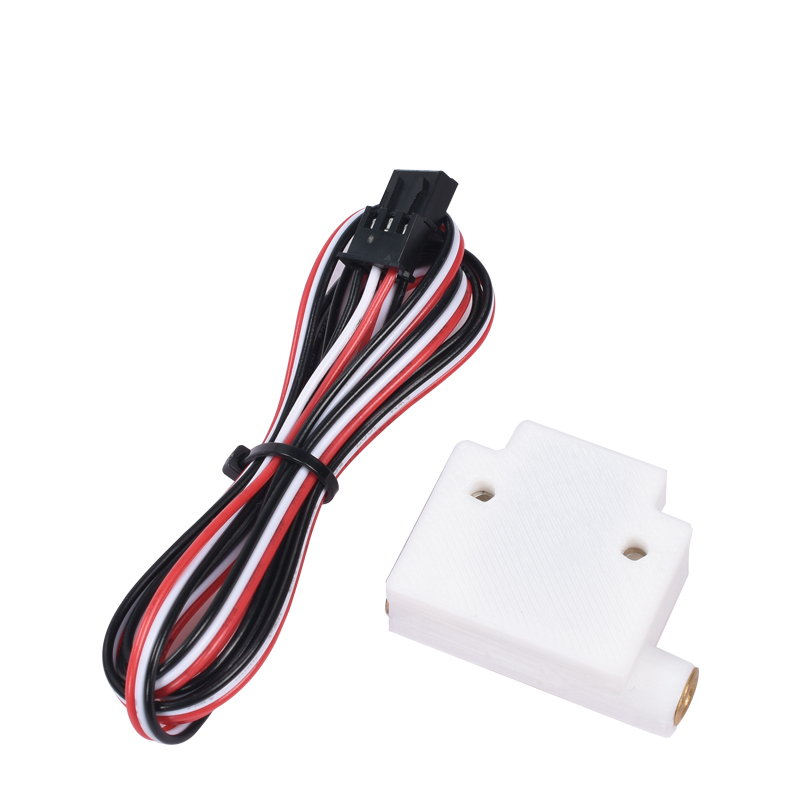 3D printer part Material detection module for Lerdge Board 1.75mm/3.0mm filament detecting module filament monitor sensor