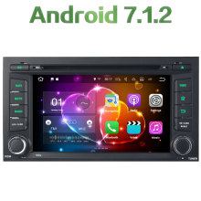 2GB RAM 16GB ROM Android 7.1.2 Quad Core Stereo GPS Navigation 1 Din car multimedia radio player for Seat Leon 2014