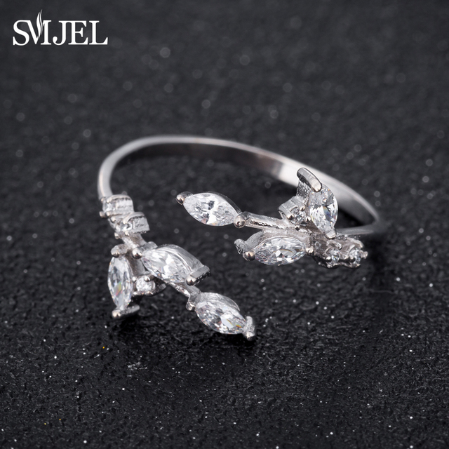 inspired nature platinum ringengagement rings ring diamond wedding leaf vine engagement and