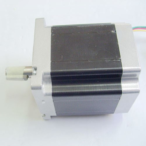 Nema 34 stepper motor 4N.m 556oz-in body length 80 mm cnc stepper motors CE ROHS 0 9 step degree nema14 round stepper motor with 8 8n cm 12oz in length 20mm ce cnc step motor