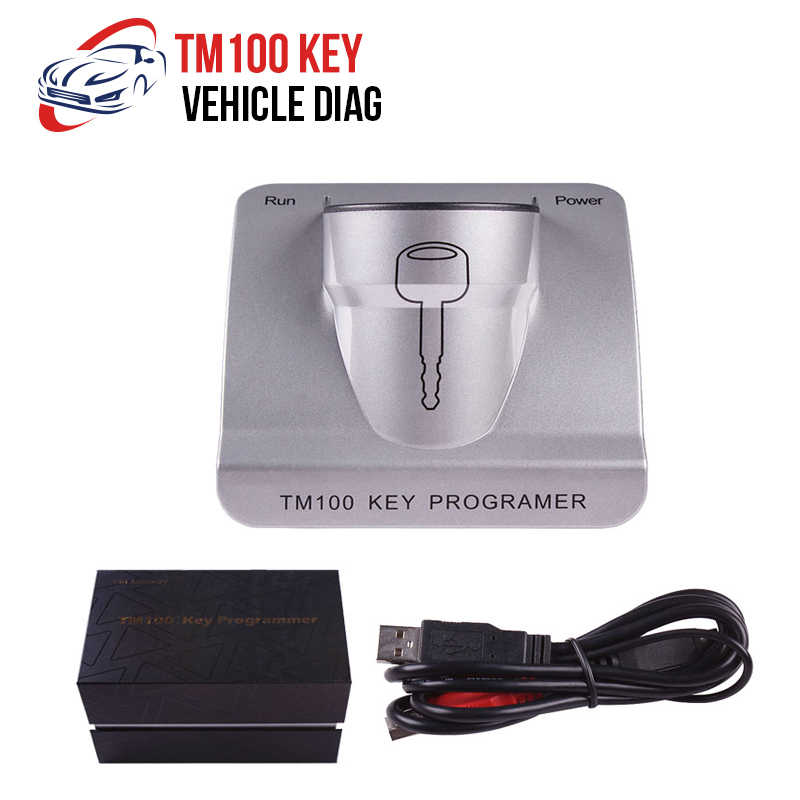 New Arrival TM100 V2 07 Transponder Key Programmer