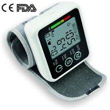 Tonómetro de muñeca Monitor de Presión Arterial Medidor de Presión Medidor de presión arterial esfigmomanómetro tonómetro Alemania Chip de Cuidado de La Salud