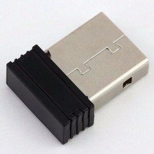 150 Мбит/с мини USB WiFi адаптер 802.11b/g/n беспроводная сетевая карта LAN адаптер для Raspberry pi ноутбук Настольный компьютер 1 шт.