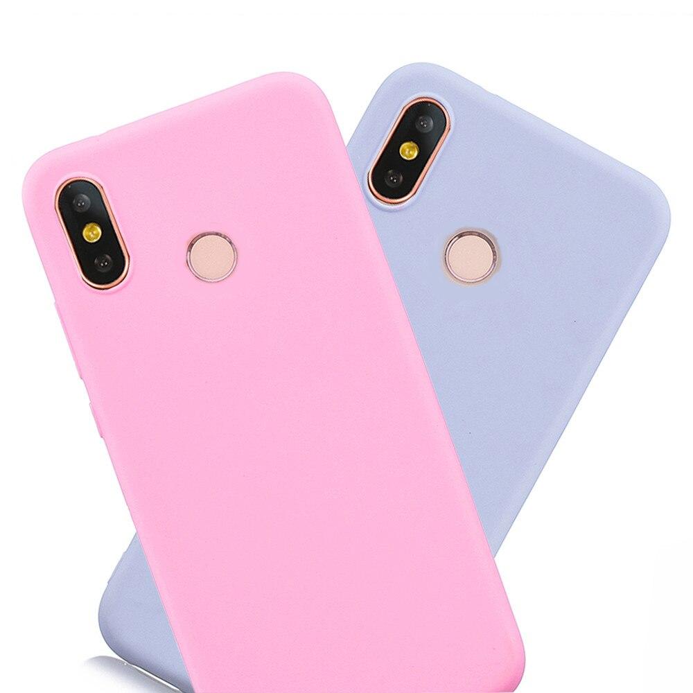 Candy Case For Xiaomi Redmi Note 9S 7 5 8 Pro Max 8T 10 7A 8A K30 Mi 10 9T A3 Pocophone F1 Cover On Redmi Note 9S 7 8 Pro Cases