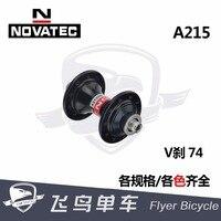 NOVATEC A215SB folding bike 28 hole front hub SP8