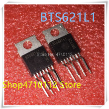NEW 10PCS/LOT  BTS621L1 BTS621LI BTS621L BTS621 TO-220-7 IC