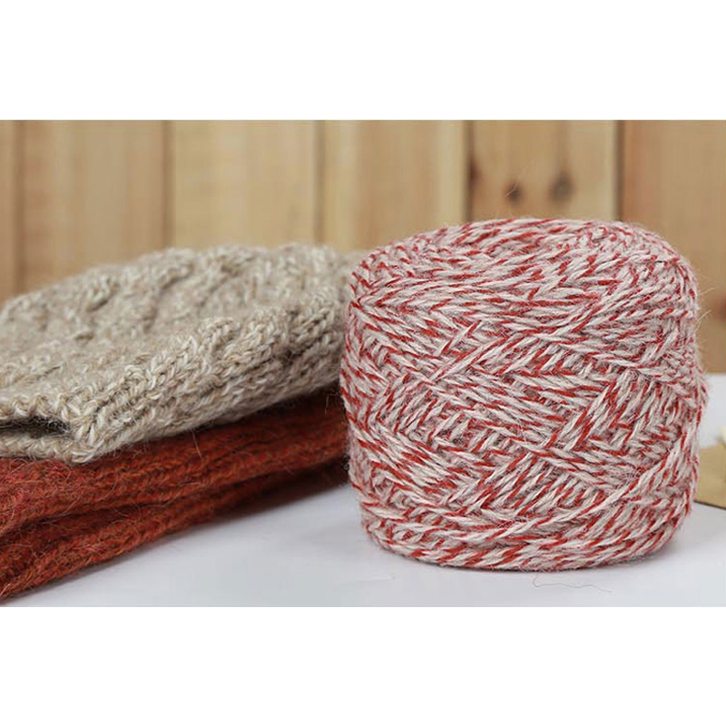Crocheting With Thick Yarn : Wool Thick Yarn For Knitting Needles Crocheting Wool Knitting Yarn ...