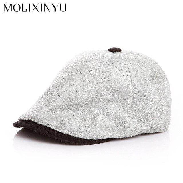 MOLIXINYU lindo! 2018 nuevo algodón del bebé boinas sombreros del ...