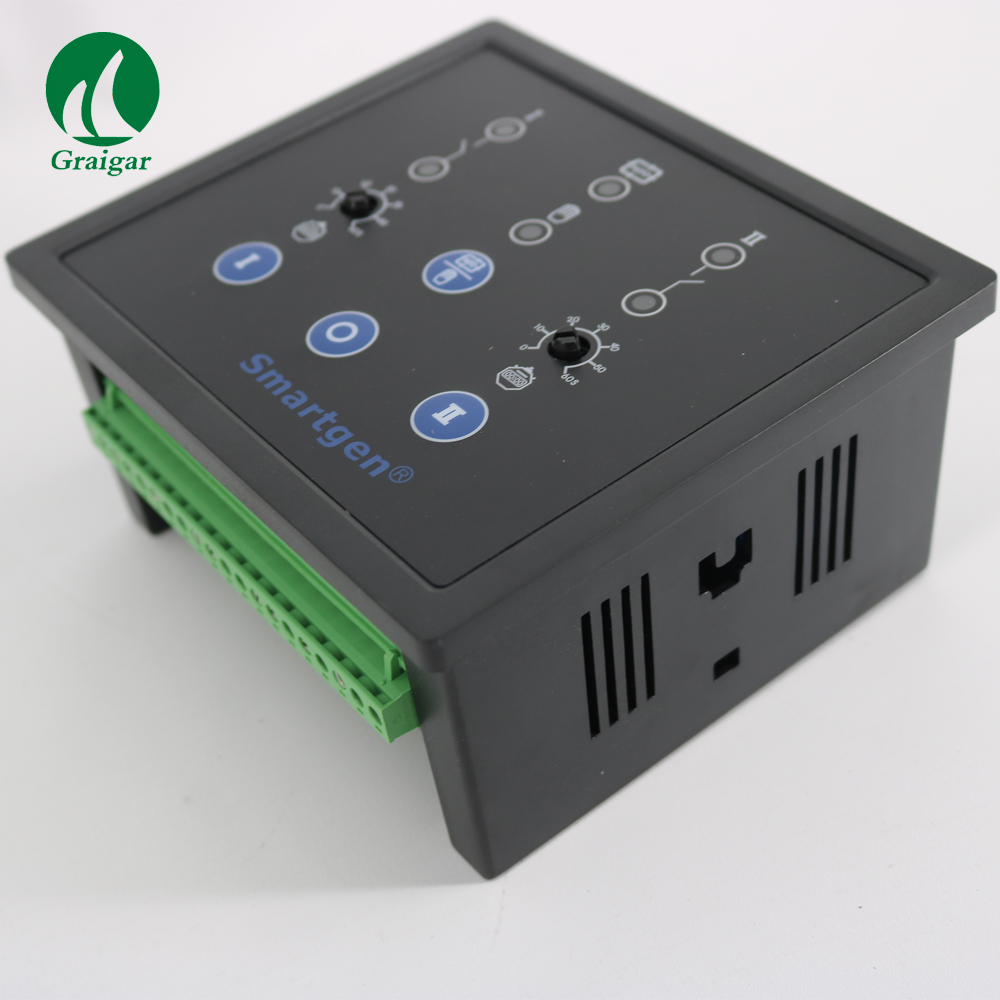 New Smartgen Generator HAT260 ATS Genset Controller Automatic Transfer Switch Control Module new original dvp16xn211r plc digital module es2 series 24vdc 16do relay output