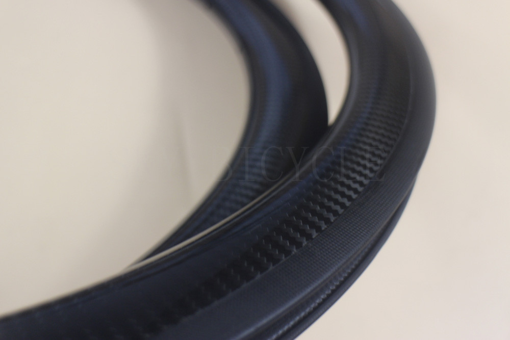 full carbon fiber basalt braking track