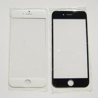 Front Outer glas lens Vervangende Onderdelen voor iPhone 7 5 5 S 4 4 S 6 6 S Plus touchscreen reparatie
