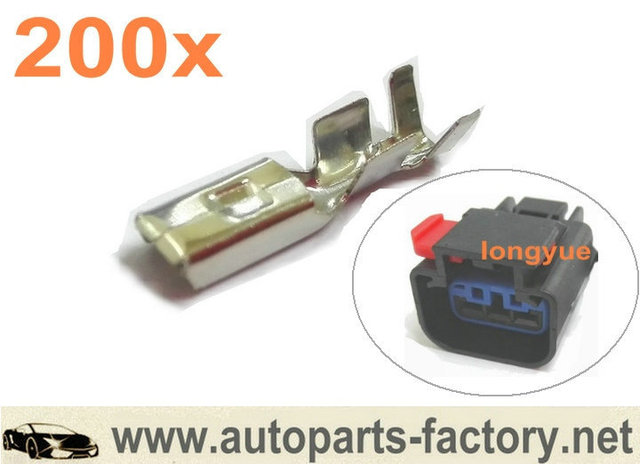 Excellent 200Pcs Connector Terminals Pins Accessories For Chrysler Dodg Mopar Wiring Digital Resources Funapmognl