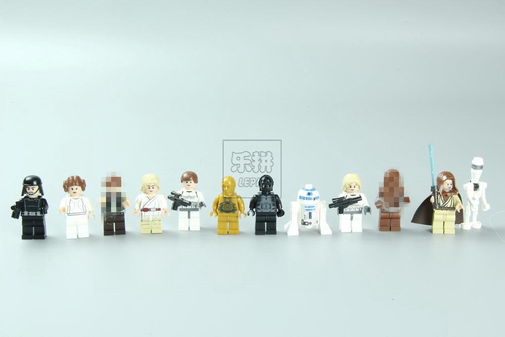 Dhl Lepin 05035 Stara Wars Death Star 3804pcs Building Block Bricks