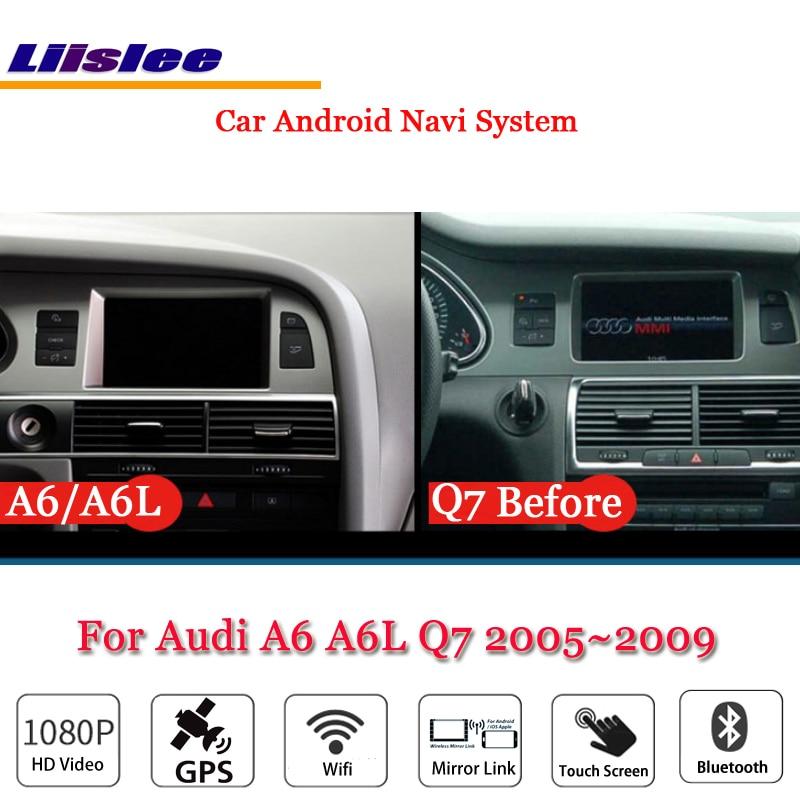 For Audi A6 A6L Q7 2005~2009-5