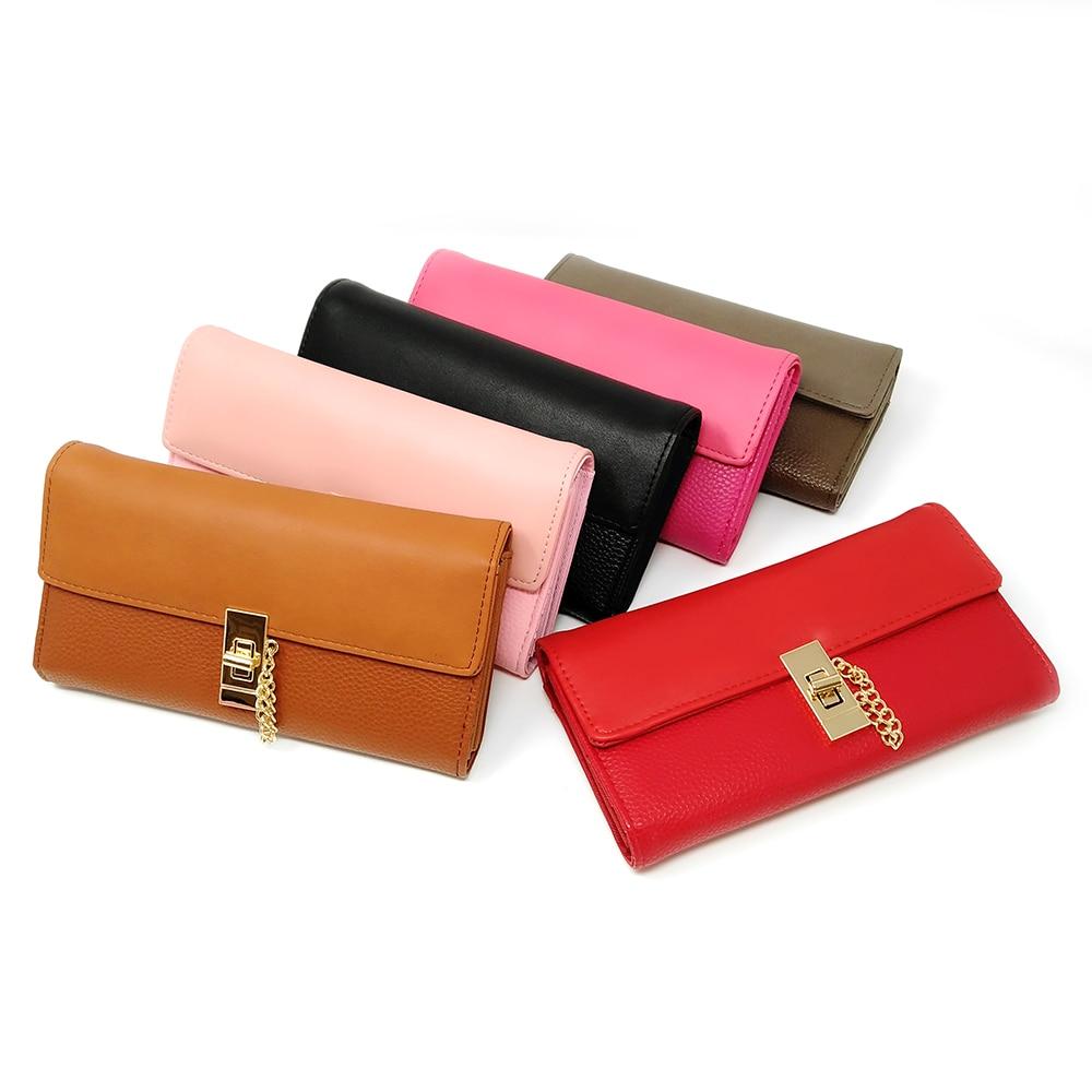 2018 Fashion Women Messenger Bag Leather Womens Flap Bag Chain Strap Female Shoulder Bag Lay Crossbody Bags