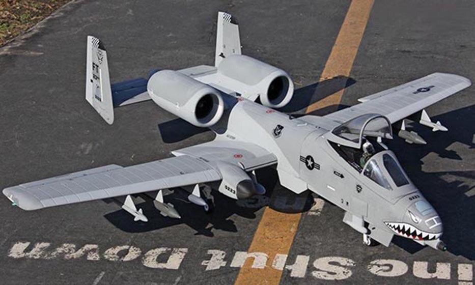 Scale Skyflight EPS...