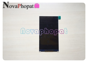 Image 4 - Novaphopat черный/золотой ЖК дисплей для Vertex Impress Luck ЖК экран + сенсорный экран дигитайзер Замена + отслеживание