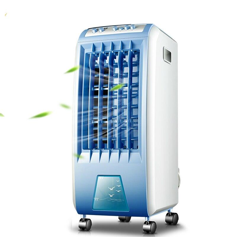 De refroidissement Air-conditionné Ventilateur Portable Climatiseur Réfrigération Filtre Humidification