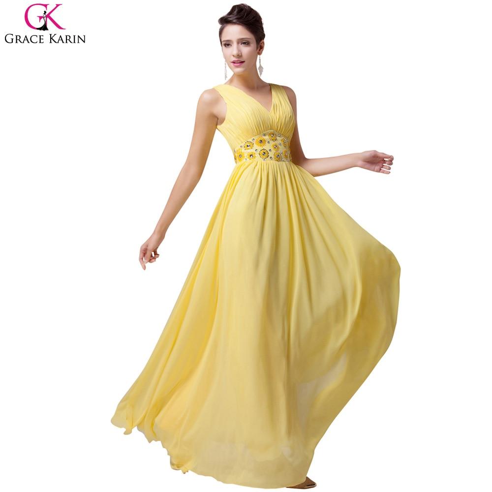 Großartig Plus Größe Gelbe Brautjunferkleider Bilder - Brautkleider ...
