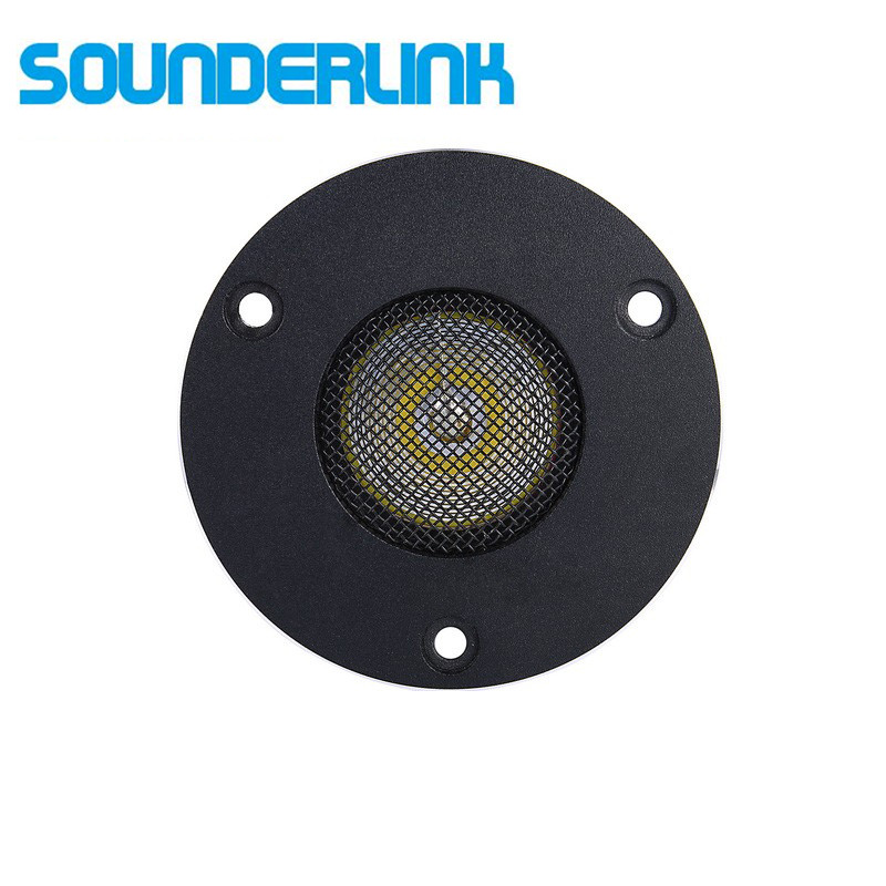 Sounderlink 1PC 30KHz HiFi 3inch 4 Planar transducer audio speaker driver unit AMT ribbon tweeter hifi 3000watts powerful home system audio horn driver tweeter full speaker hot sale hi end box audio driver super tweeters