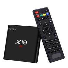 KimTin X10 Android 7.1 TV Box 2G/ 16G WiFi UHD 4K * 2K Amlogic Quad Core Mini PC Kodi / DLNA AirPlayer Smart Media Player New