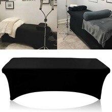 Elastyczne przedłużanie rzęs prześcieradła pokrywa specjalna rozciągliwa dolna Cils obrus na stół do profesjonalnego salonu Lash Bed Makeup
