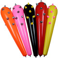1pcs 80cm Inflatable Mace Clapper Ballon Inflatable Sticks Cheerleading Water Game Stick KTV Bar Party Fan Stick Cheering Toys