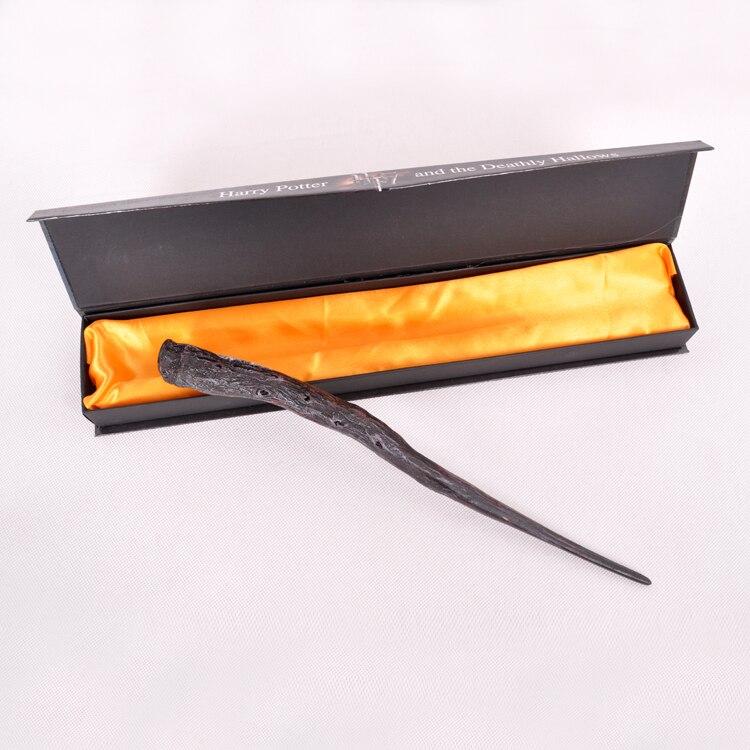 Newest Cosplay Harri Magic Christmas Gift Bellatrix Lestrange Magical Wand Replica Retail