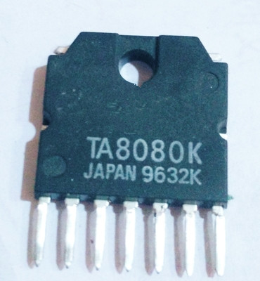 5pcs/lot TA8080K TA8080 ZIP-7