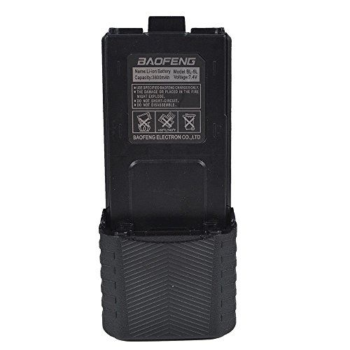 3800 mah BL-5 D'origine Li-Ion bateria baofeng uv-5r Pour Walkie Baofeng Accessoires Uv-uv5r 5re 5ra Uv 5r Talkie Walkie Batterie