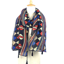 Spring 2016 Tartan Scarf geometry Plaid Scarf New Designer Unisex Basic Shawls Women s Scarves hot