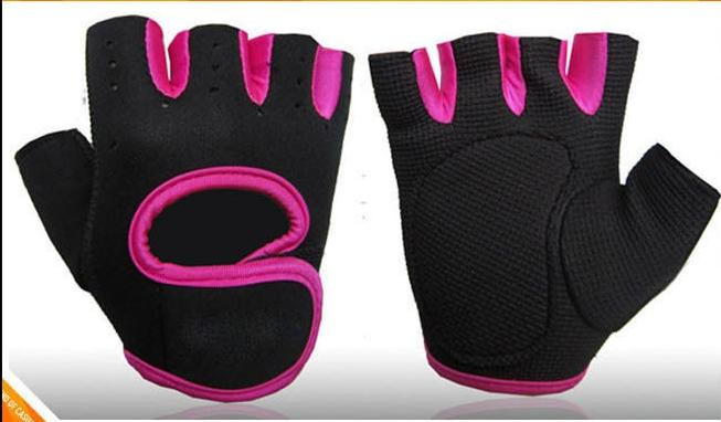 Sports Gym font b Gloves b font Half Finger Breathable Weight lifting Fitness font b Gloves
