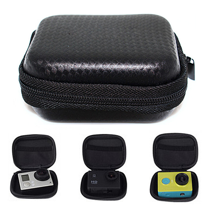 Mini Travel Storage Bag Carry Case Pouch Protective For GoPro HD Hero 4 3+ 3