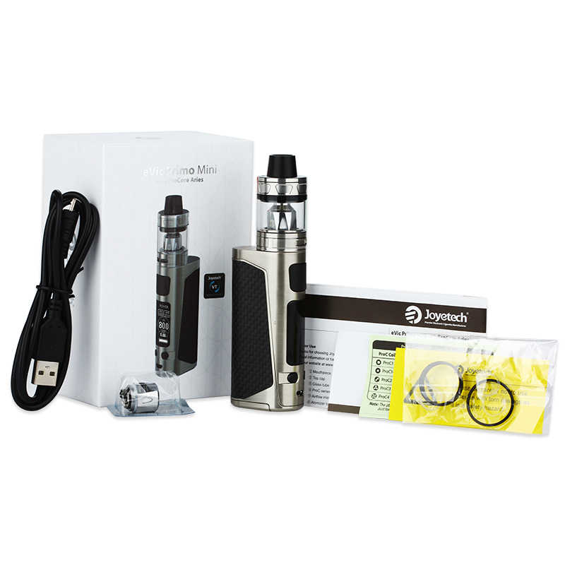 Оригинальный набор Joyetech EVic Primo Mini, бак ProCore Aries 80 Вт 4 мл, электронная сигарета, вейп комплект без батареи 18650, vs набор Joyetech ESPION/Ego Aio