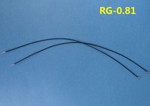 100 sztuk IPX IPEX MHF4 MHF 4 Mini Coax Anschluss złącze RF Pigtail kabel jumper 0.81mm 12cm lub 15cm w Złącza od Lampy i oświetlenie na AliExpress - 11.11_Double 11Singles' Day 1