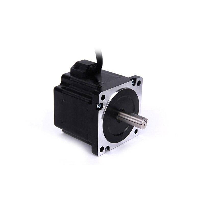 все цены на High torque 86 Stepper Motor 2 PHASE 4-lead Nema34 motor 86BYGH 79.5MM 6.0A 4.00N.M LOW NOISE motor for CNC XYZ онлайн