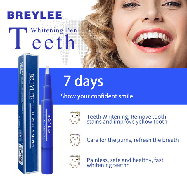 Effective White Tooth Cleaning Bleaching Dental Professional Kit Teeth Whitening Gel Pen blanchiment dentaire teeth whitening