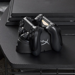 Image 3 - Kingston HyperX ChargePlay Duo wireless controller Charging Station for PS4 Gamepad