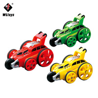 RC Mini Toys RC Car 2 4G 4wd Remote Control Cars 360 Degrees Flip Demonstration With