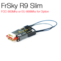 FrSky R9 Slim 900MHz ACCST 6 16CH Long Range Telemetry Receiver With SBUS Port