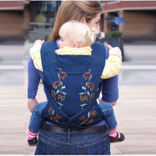 hot deal buy backpacks carriers activity gear baby carrier pattern sling children infant care tool kangaroo bag newborn suspenders wrap boys