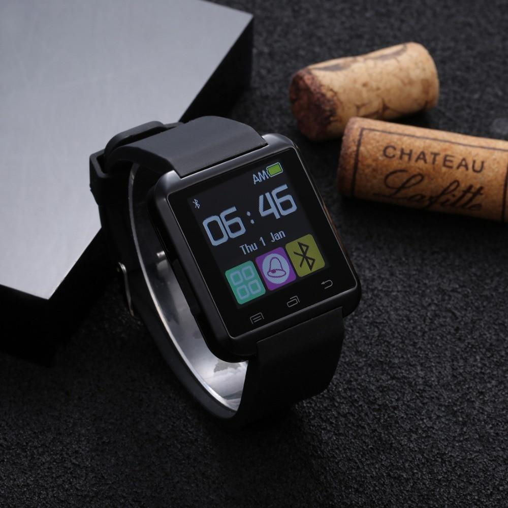 U8 Smart Watch Men Smartwatch Women Intelligent Touch