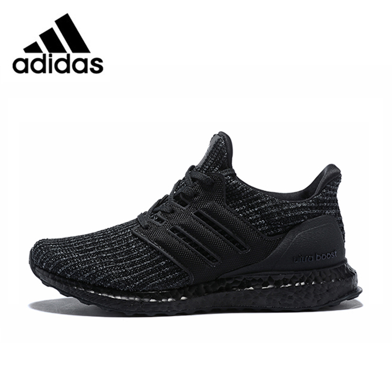 21649578e5fef Adidas Ultra Boost 4.0 UB 4.0 Popcorn Running Shoes Sneakers Sports for Men  Black BB6171 40