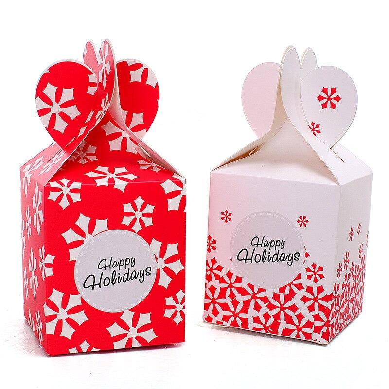 Aliexpress buy christmas party candy box diy art