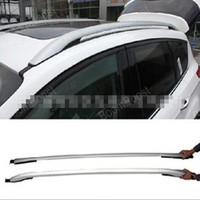 Luggage Carrier Baggage Holder ABS Car Roof Rack Bar For F Ord R Anger 2012
