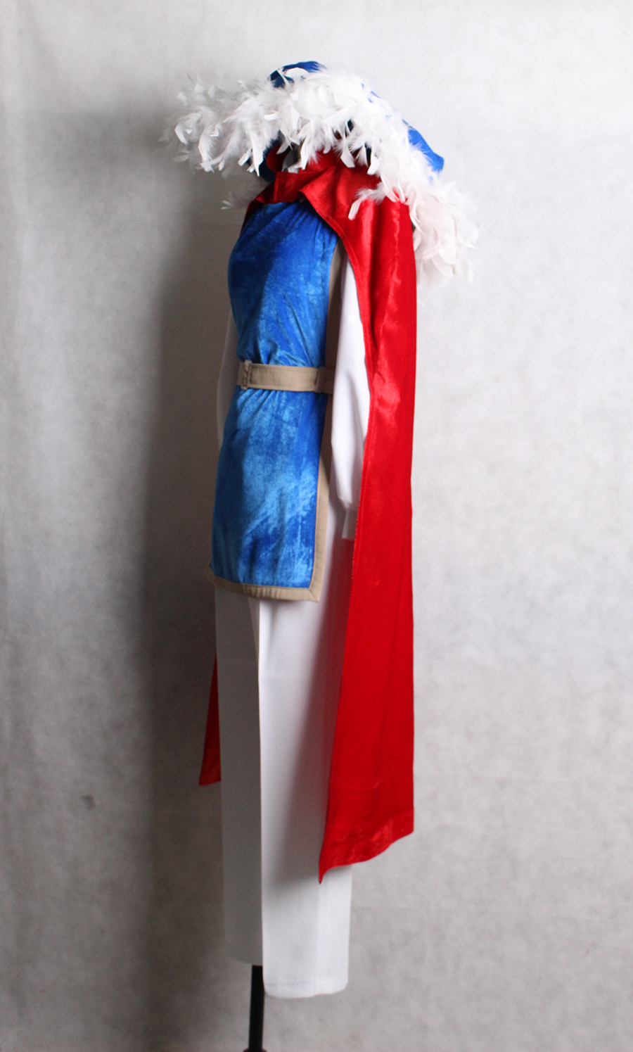 Fairy Tales Snow White Prince Cosplay Costume Tailor Made