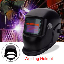 Welding Helmet Welder Mask Protective Shield Solar Auto Darkening Sparkproof Anti-Glare Lens Anti-UV