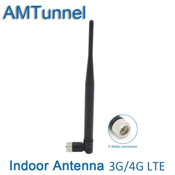 3g 4g innen antenne 4g externe antenne 10dBi 2g GSM antenne 3g antenne mit F stecker für den innenbereich
