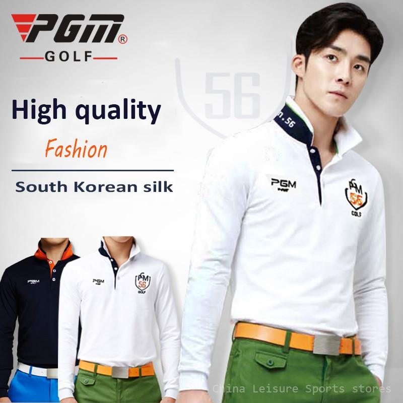 New 2017 men golf polo shirts high quality Golf fit polomens autumn and winter golf tshirts ropa de clothing tennis shirt