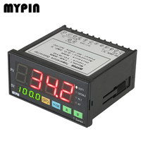 MYPIN thermometer Intelligent thermal regulator Temperature Controller 4 Digital Thermostat PID Control TC/RTD Input SSR Output